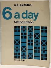 6 A Day Metric Edition
