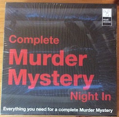 Complete Murder Mystery Night In