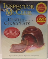 Inspector McClue - Death by Chocolate