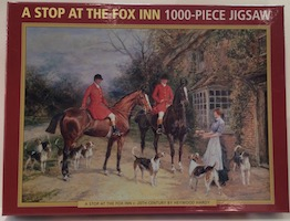 A Stop at The Fox Inn