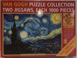 Van Gogh Puzzle Collection
