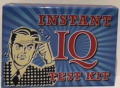 Instant IQ Test Kit