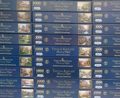 Thomas Kinkade Jigsaws