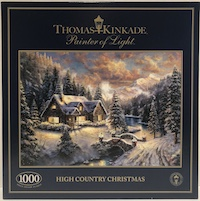 Thomas Kinkade High Country Christmas
