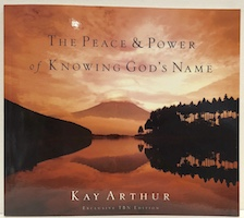 The Peace and Power of Knowing God's Name