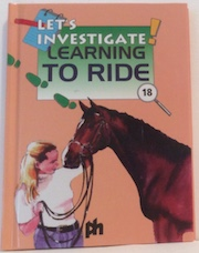 Let's Investigate Learning To Ride