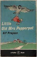 Little Old Mrs Pepperpot