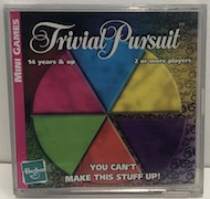 Mini Games - Trivial Pursuit