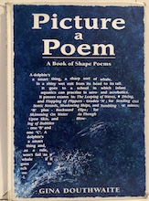 Picture a Poem - a book of shape poems