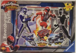 Power Rangers - Operation Overdrive (no. 107513)