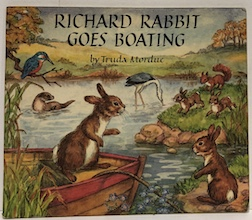 Richard Rabbit Goes Boating