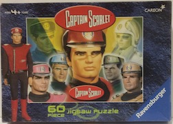 Captain Scarlet (no. 09525)