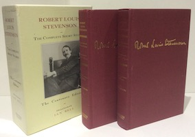 Robert Louis Stevenson - The Complete Short Stories