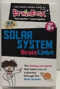Solar System Brain Links Game