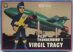 Thunderbirds - Virgil Tracy
