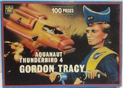 Thunderbirds - Gordon Tracy