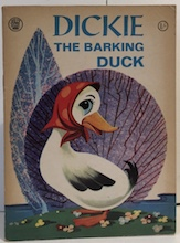 Dickie The Barking Duck
