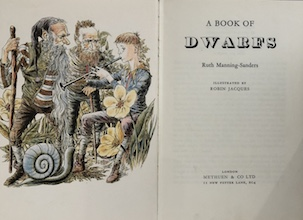 A Book of Dwarfs