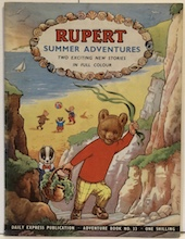 Rupert Summer Adventures no.33