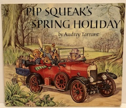 Pip Squeak's Spring Holiday