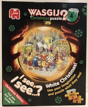 Wasgij Christmas Puzzle no.4 - White Christmas