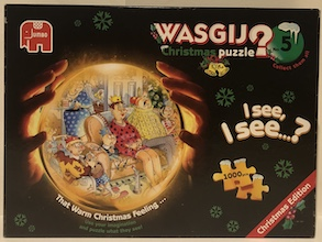 Wasgij? Christmas no.5 That Warm Christmas Feeling