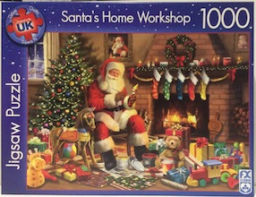 Santa's Home Workshop